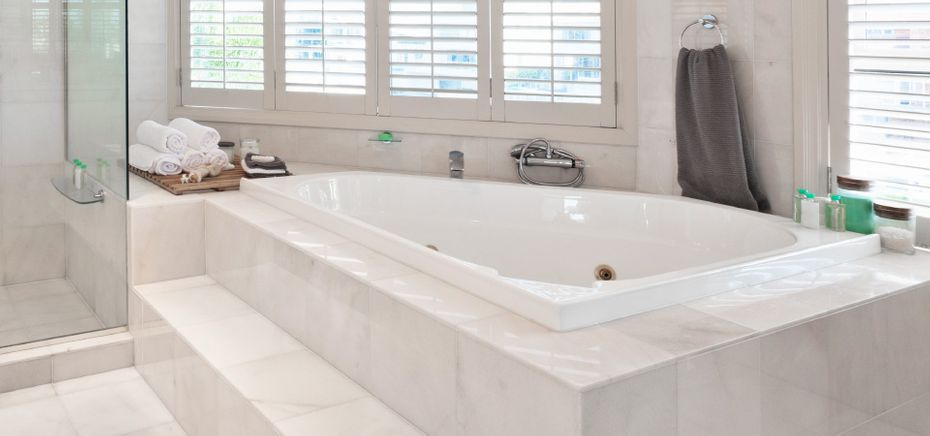 nice bathtub